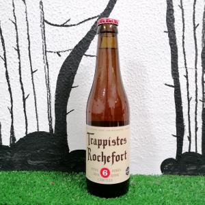 Cerveza trapense Rochefort 6