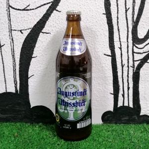 cerveza artesana de trigo alemana