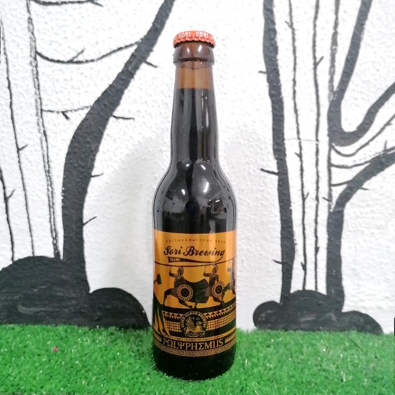 cerveza de estilo imperial stout