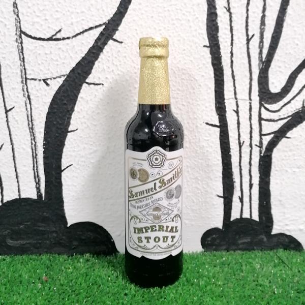 cerveza estilo imperial stout