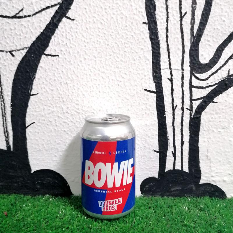 drunken bowie